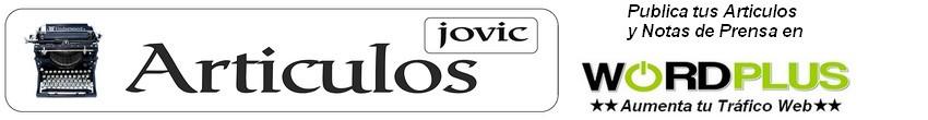 DIRECTORIO DE  ARTICULOS EN ESPAÑOL |  JOVIC