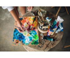 Taller de Arte y Pintura en La Plata