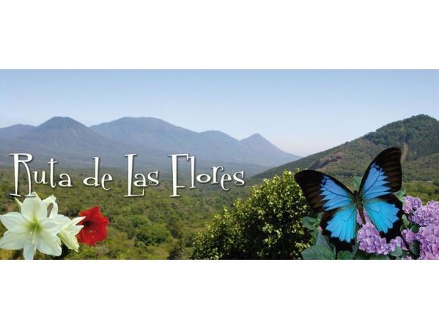 Conociendo la Ruta de Las Flores en El Salvador