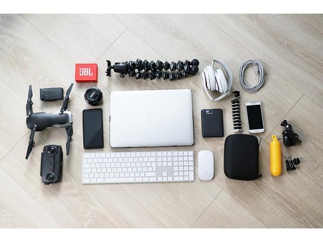Gadgets con más de una función