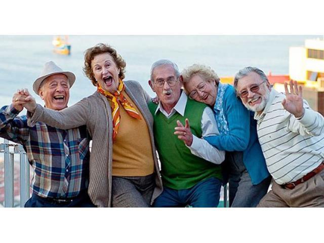 Cuidado de ancianos y cuidadores