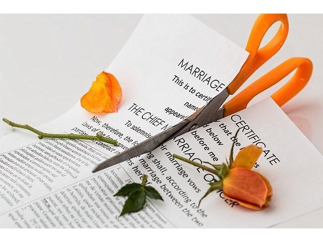 Los divorcios delicados y la custodia de los hijos