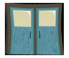 Instalando puertas y ventanas nuevas en nuestro piso