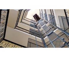 La importancia social de los ascensores en Madrid