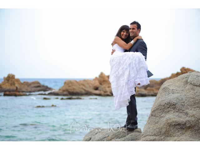 El nuevo tipo de fotografo de bodas en Barcelona
