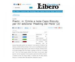 """Marco Simeon, premio """"Un Mar de... Comunicación"""" asignado a Rai Vaticano"""