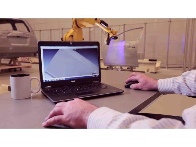 FARO se automatiza con las diversas opciones de uso del FARO Cobalt Array 3D Imager