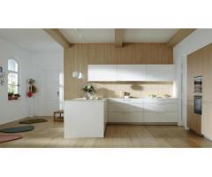 ¿Cómo es el sistema de fabricación de cocinas Santos en Madrid?