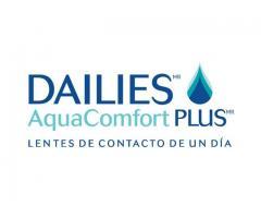 Descripcion de las lentillas Dailies AquaComfort Plus