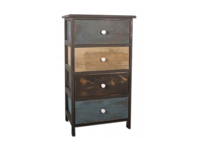 La combinacion de los muebles vintage y otros estilos