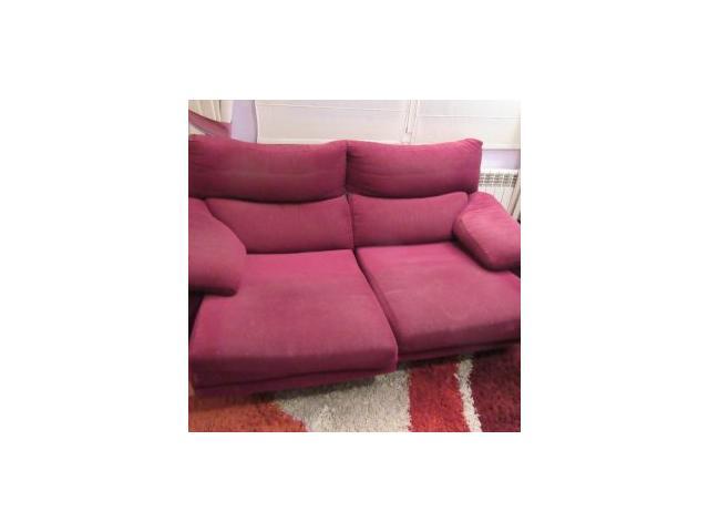 Limpiar la tela de los sofas de segunda mano