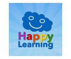 Diversión en familia con los vídeos para niños de Happy Learning