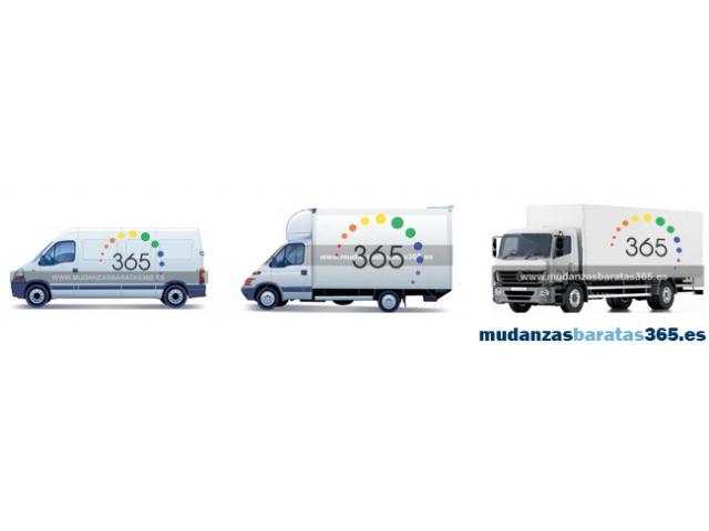 Las empresas de mudanzas baratas en Madrid