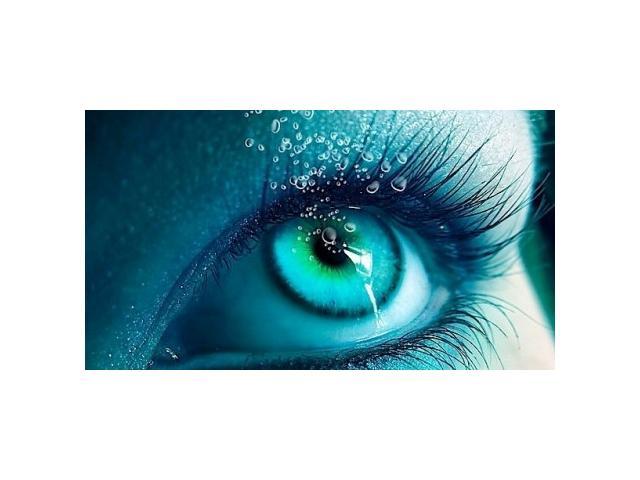 Las lentes de contacto en playas y piscinas
