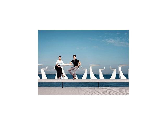 Los muebles de exterior Vondom son símbolo de vanguardismo y elegancia