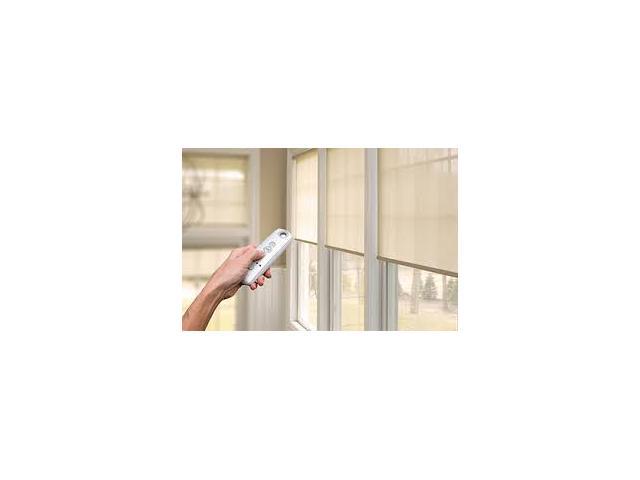 Persianas automáticas: las pestañas del hogar