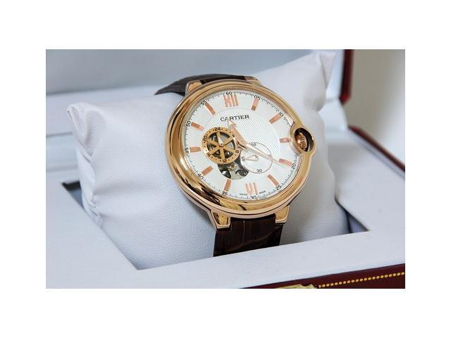 Los relojes son una analogía del mundo