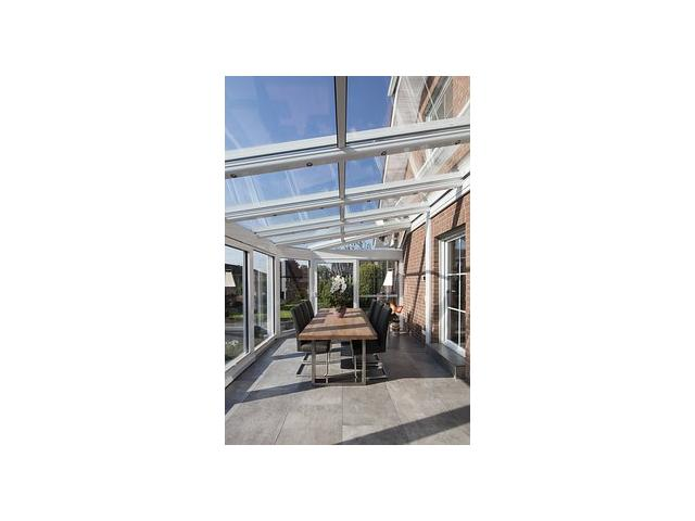 Cerrar terrazas: Diseño, materiales, tipos de apertura